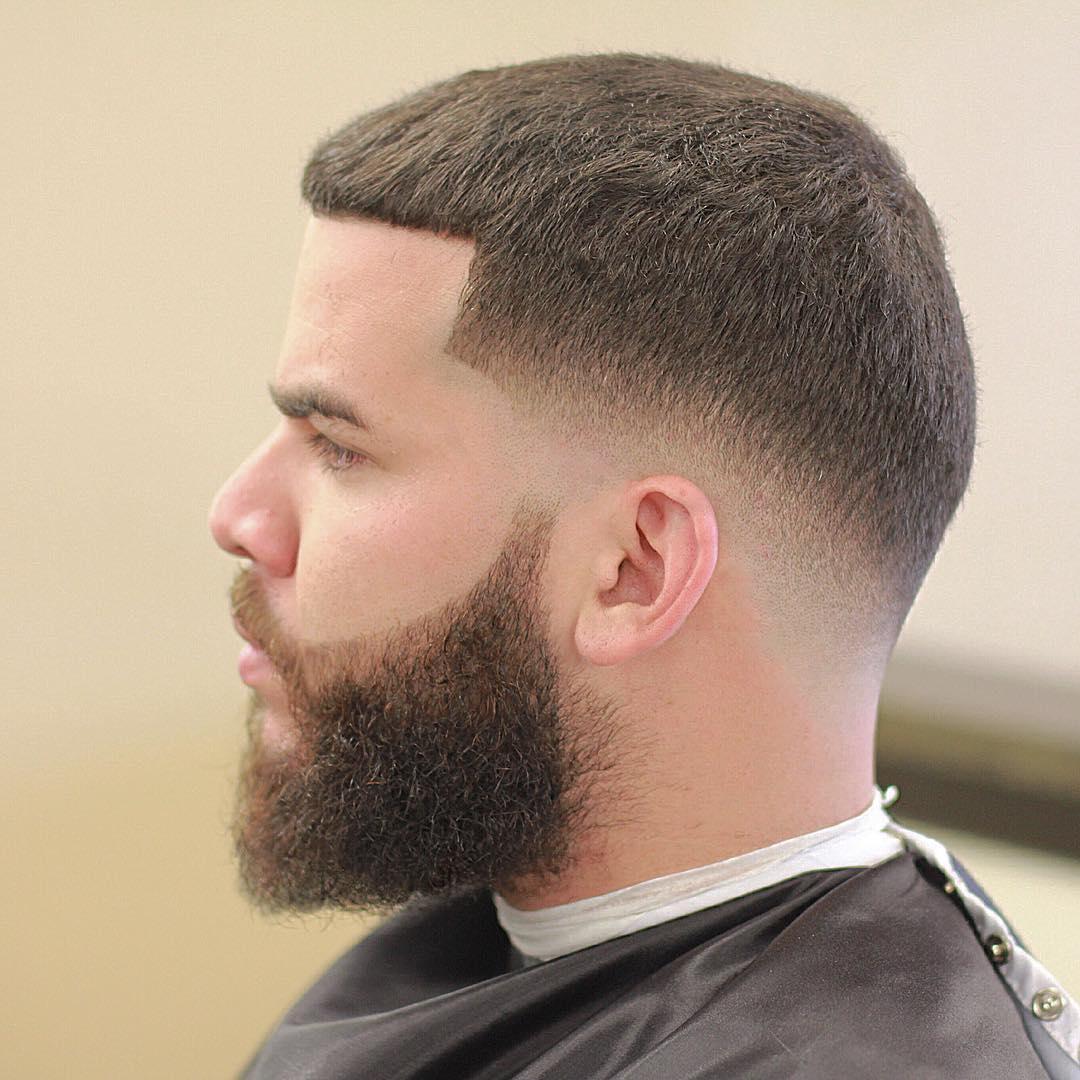 Taper fade haircut images