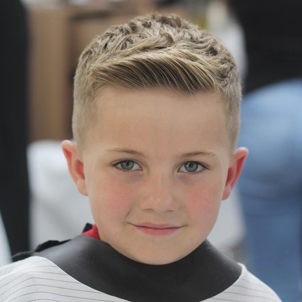 Boys Haircuts + Hairstyles Top 25 Styles For 2020