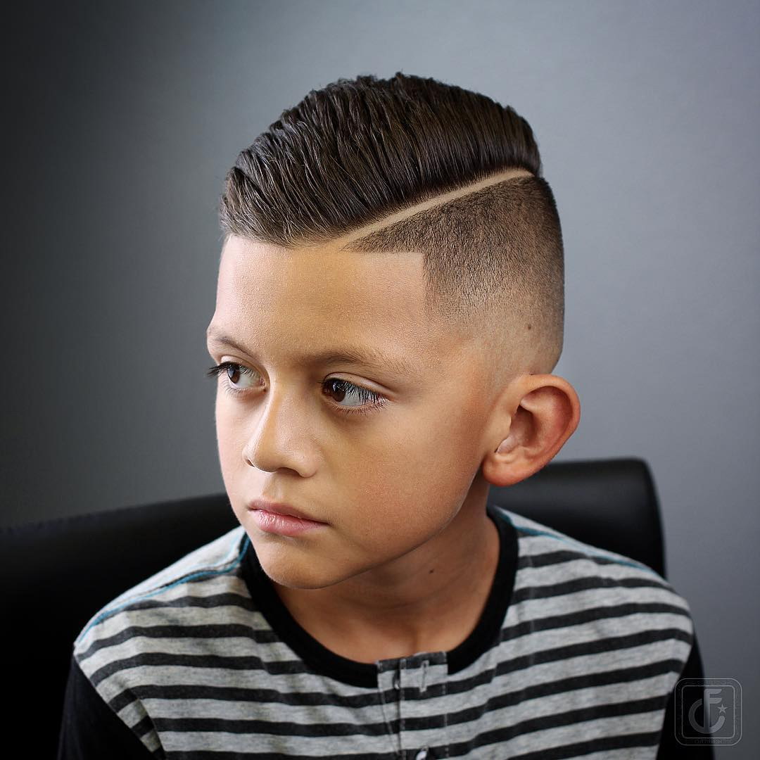 22 Boys Fade Haircuts (2020 Styles)
