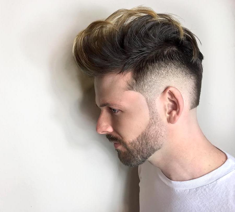 Medium Length Mid Length Haircuts For Men 29